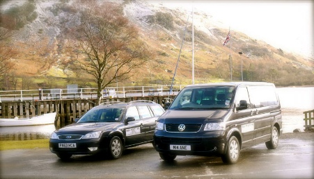 M&A Ullswater and Lake District Taxi and Tours